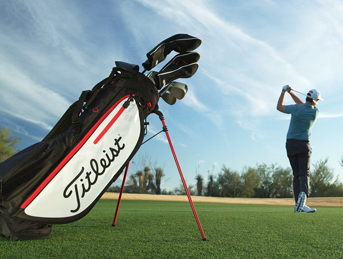 Titleist Golf Gear Banner