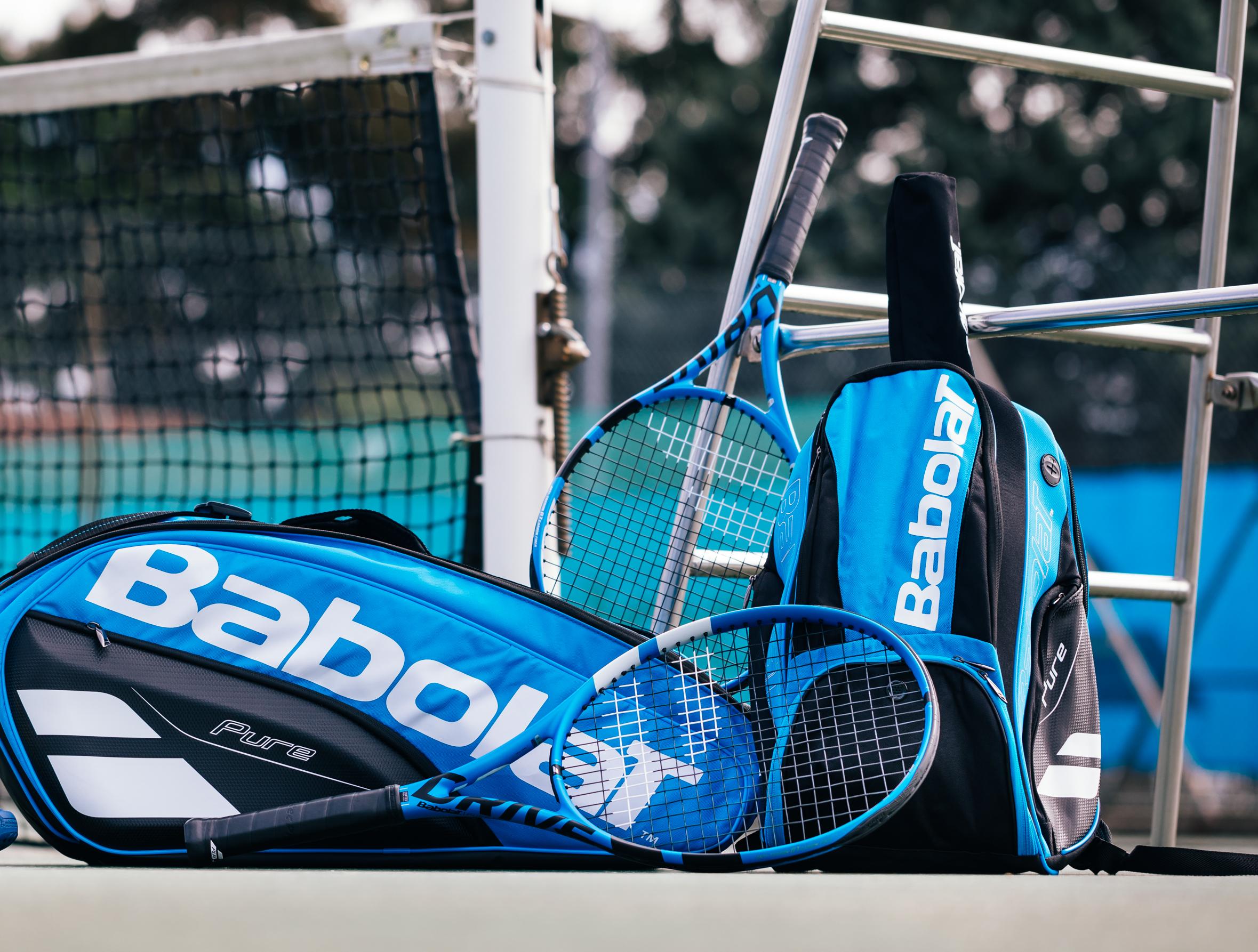 Tennis Gear Banner