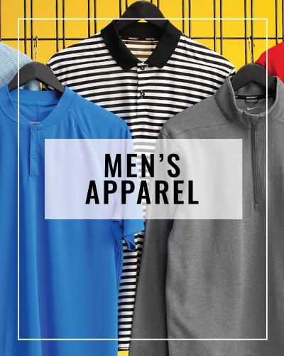 How-to-Buy Men's Golf Apparel Icon