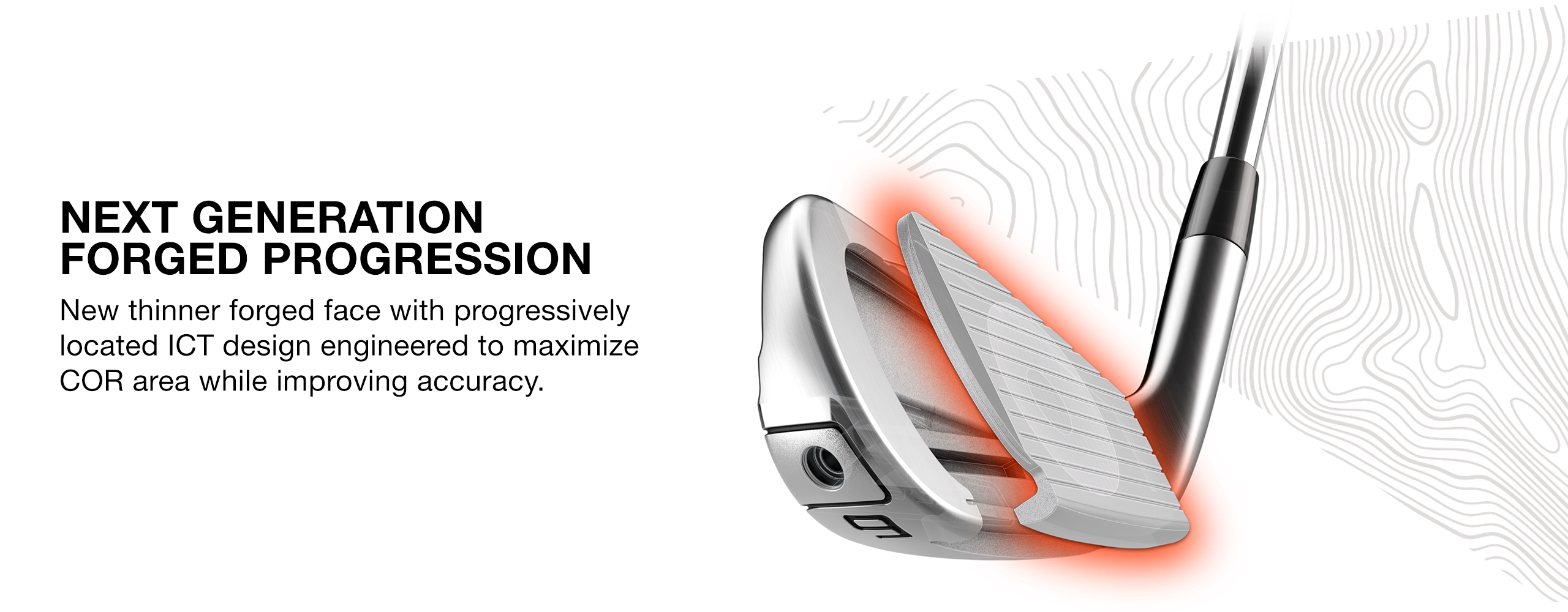 TaylorMade P790 Forged Progression Graphic