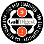Golf Digest America's 100 Best Clubfitter's