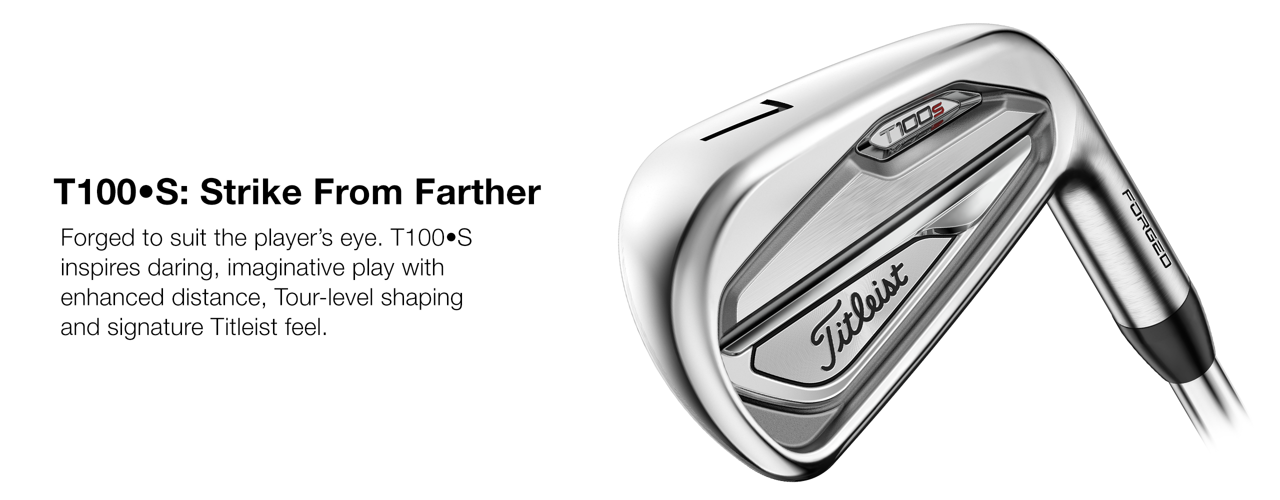 Titleist T100 S Model Overview