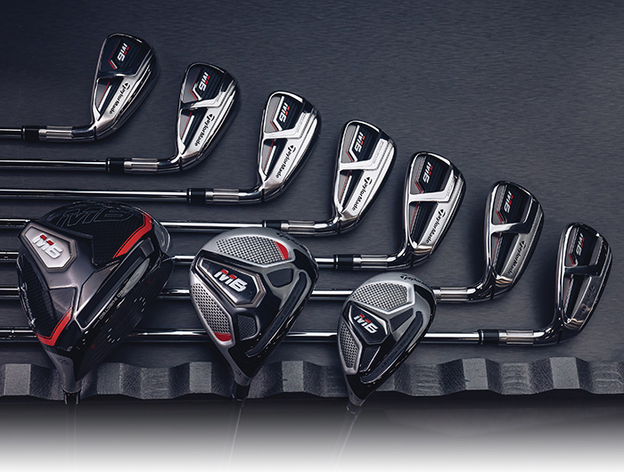 TaylorMade M5/M6 Golf Club Family