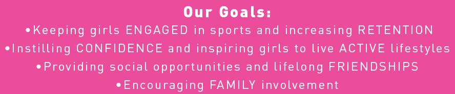 LPGA Girls Golf Goals