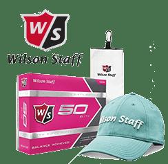 Girls Get Golf Ready Wilson Gift