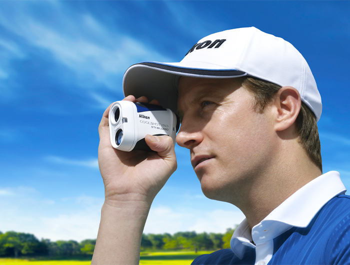 Golf Gear Nikon Technology Banner