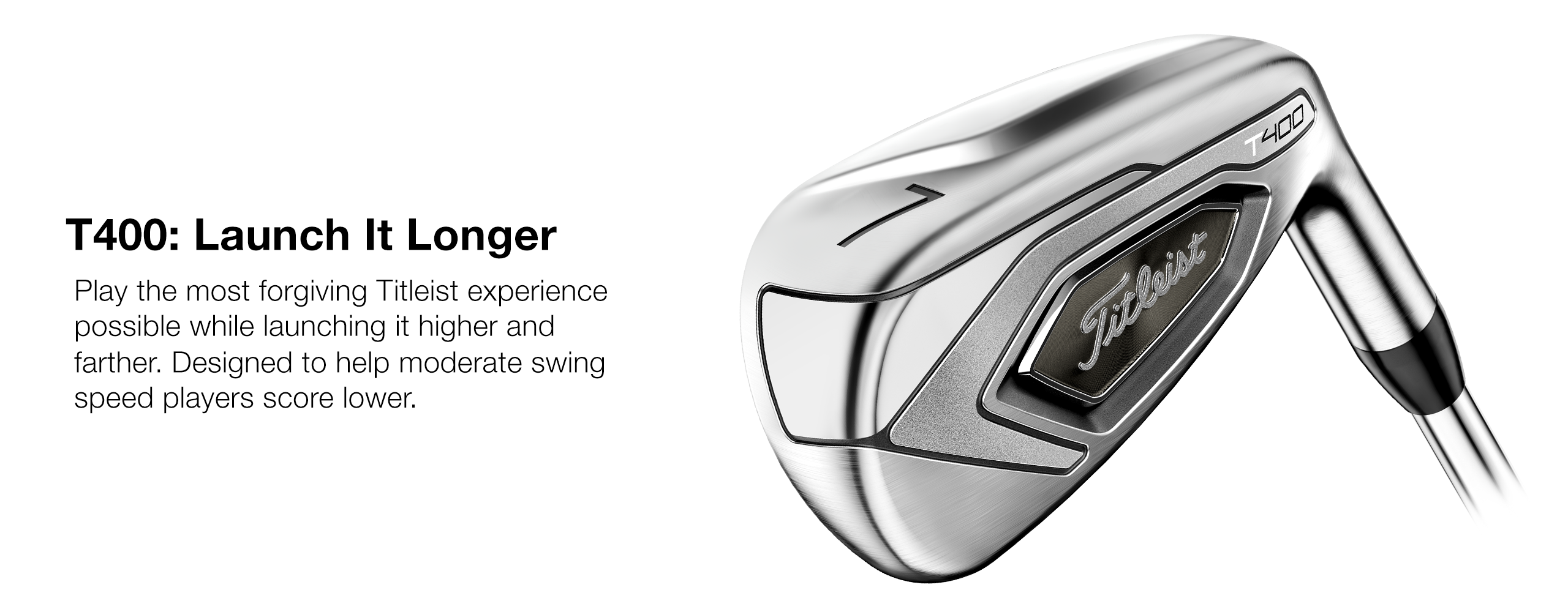 Titleist T400 Model Overview