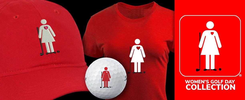 Women's Golf Day Merchandise