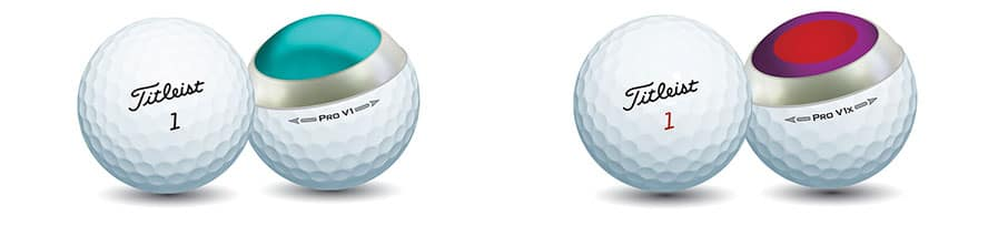 Golf Ball Layers
