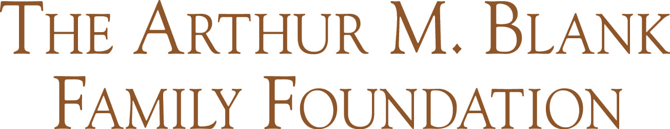 Arthur M Blank Family Foundation Logo