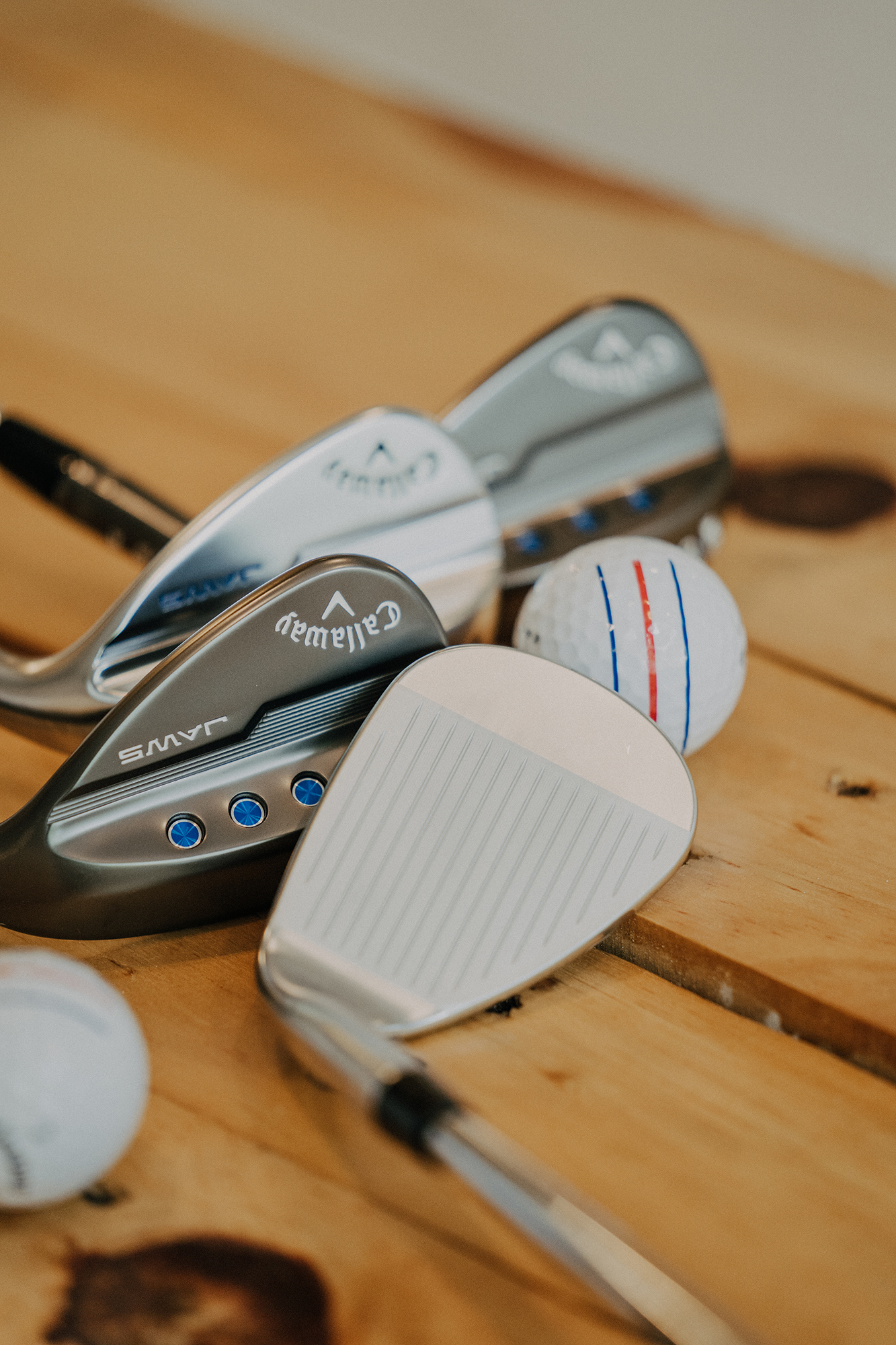 Callaway JAWS MD5 Wedge Assortment