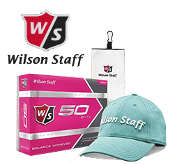 Girls Get Golf Ready Wilson Gift