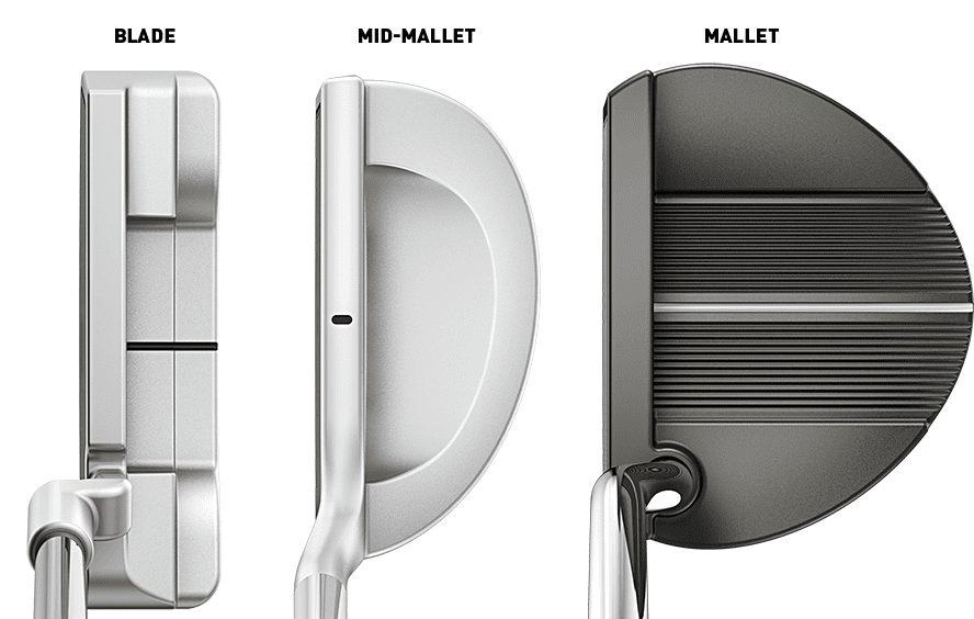 Golf Putter Types