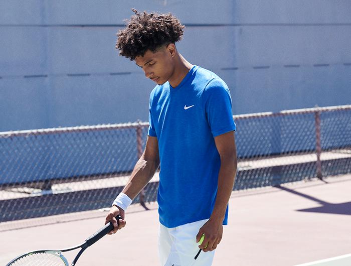 Tennis Apparel Banner