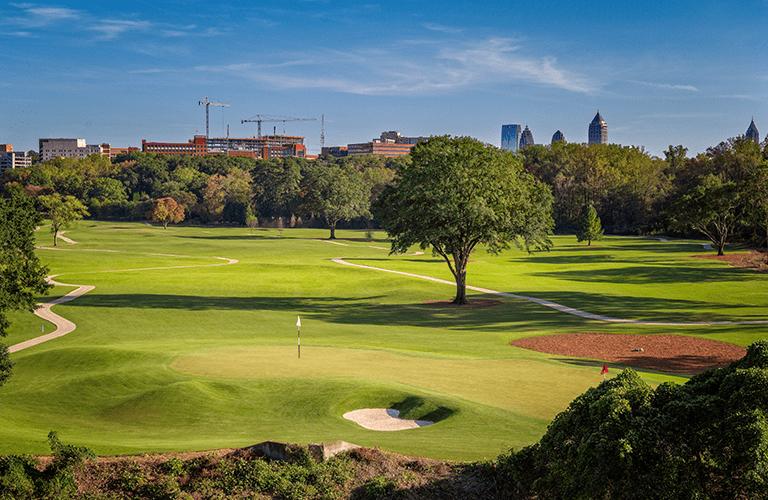 Bobby Jones Golf Course Azalea 2