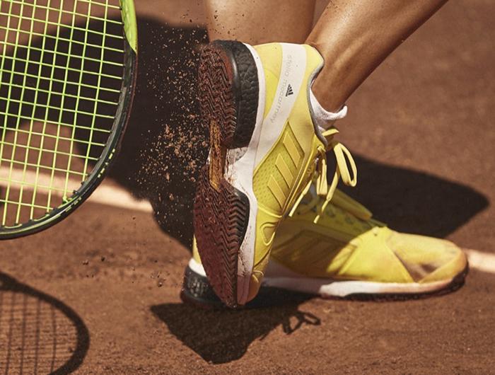 Tennis Footwear Banner