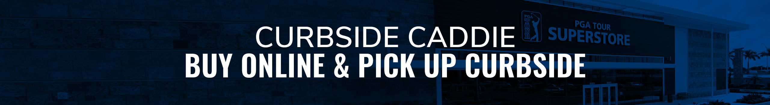 Curbside Caddie Banner