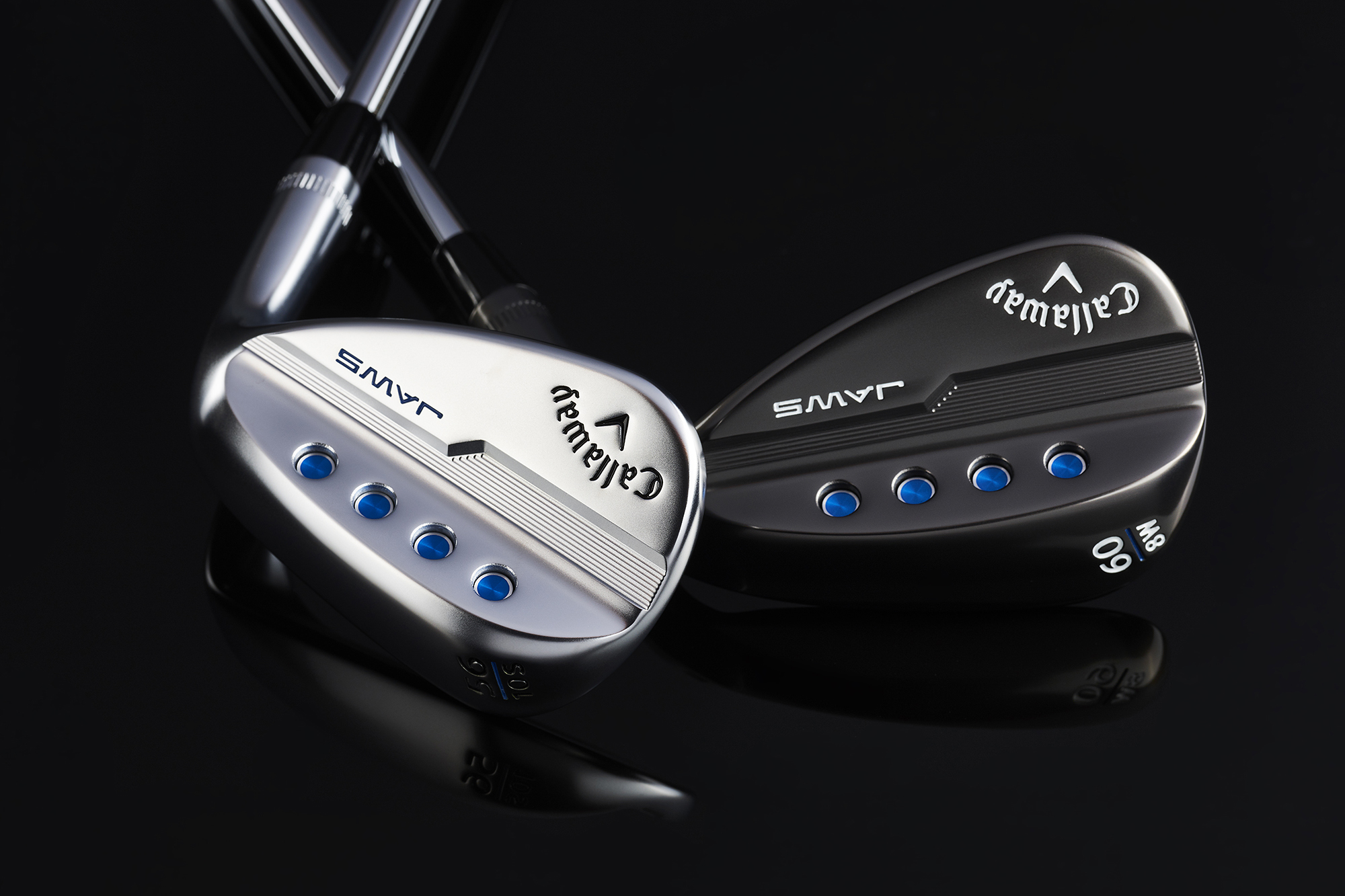 Callaway JAWS Wedge Finishes