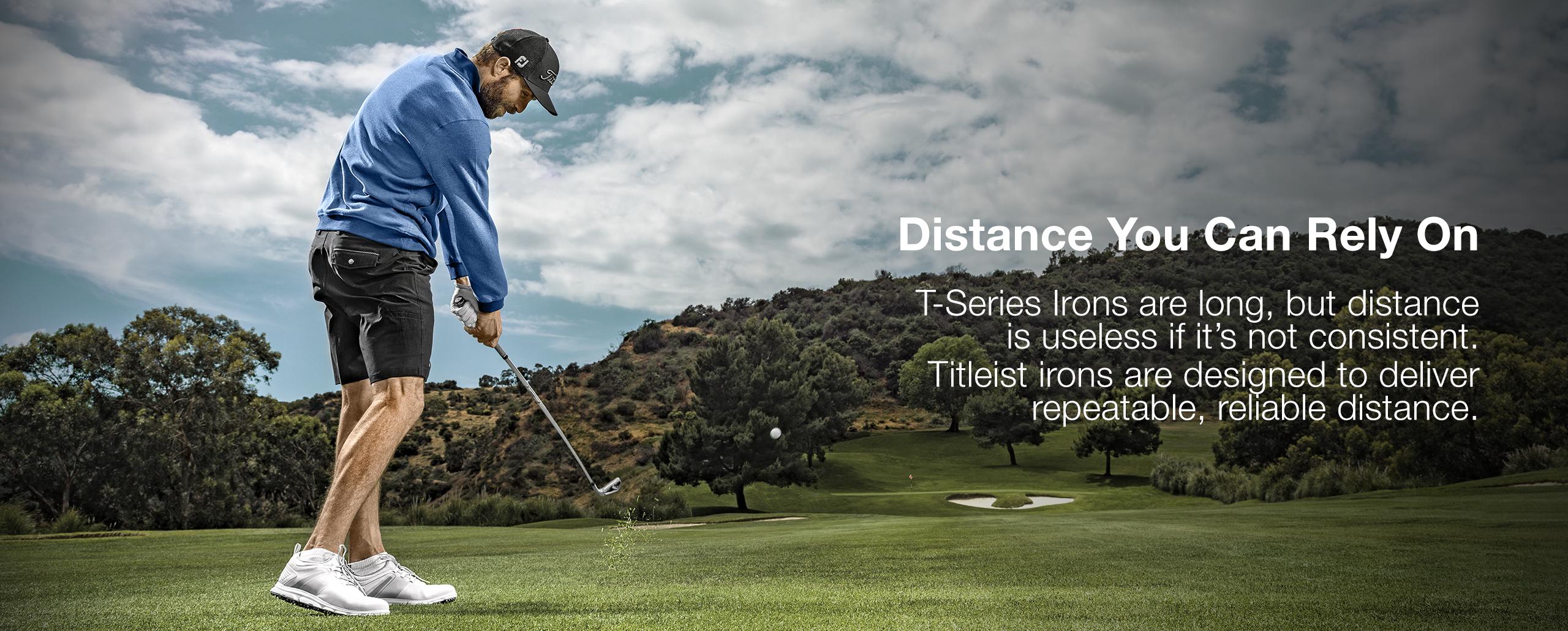 Titleist T-Series Consistent Distance Image