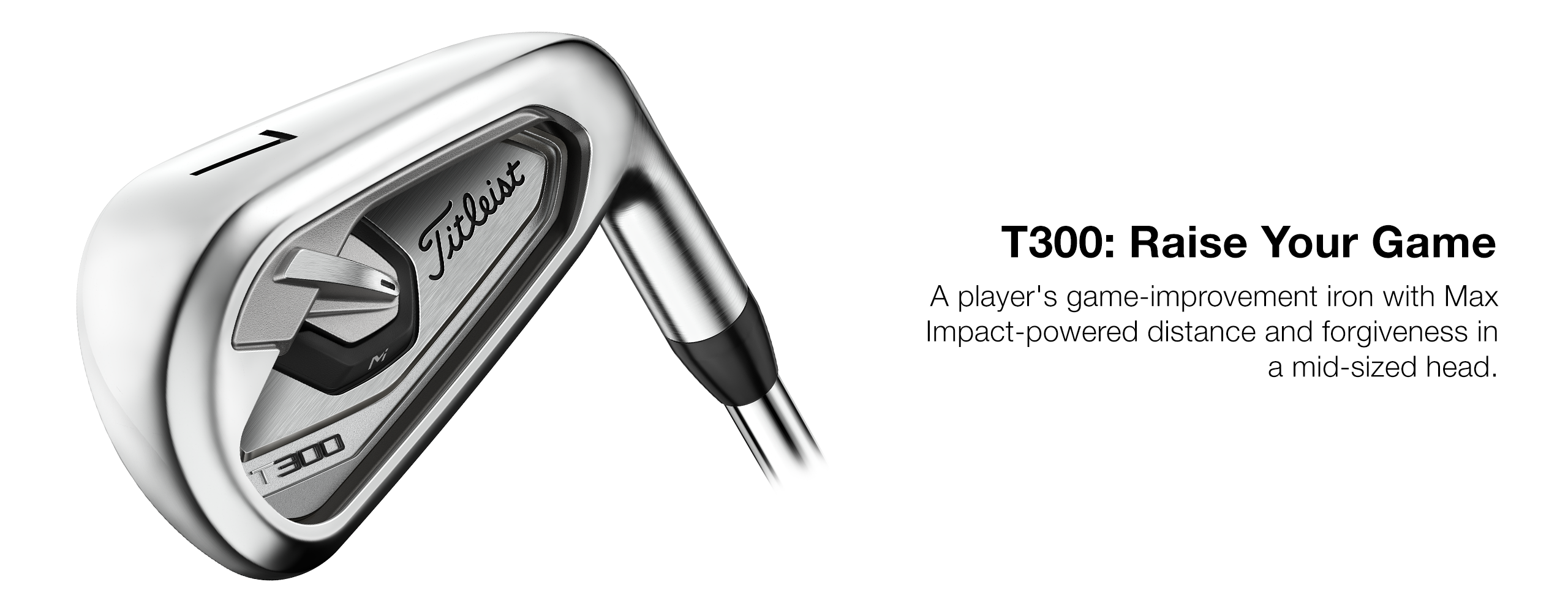 Titleist T300 Model Overview