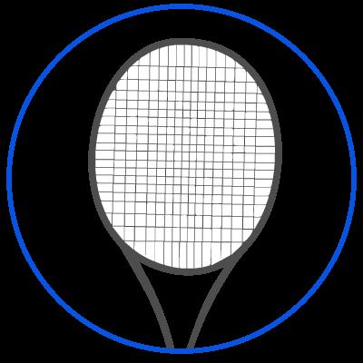Tennis Repair Icon