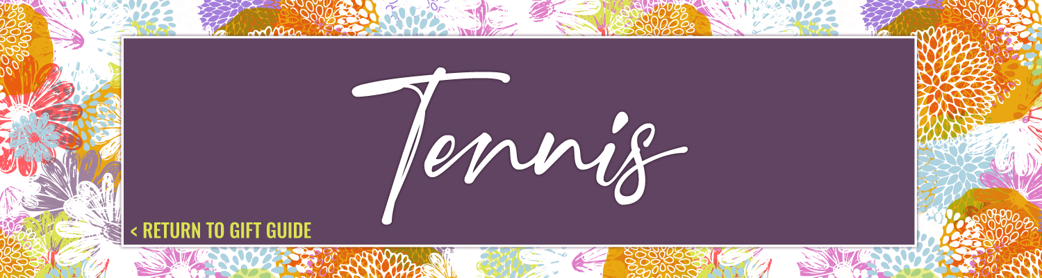 For Her Gift Guide Tennis