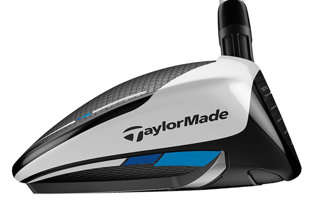 TaylorMade SIM MAX D Fairway Wood C300 Steel Face