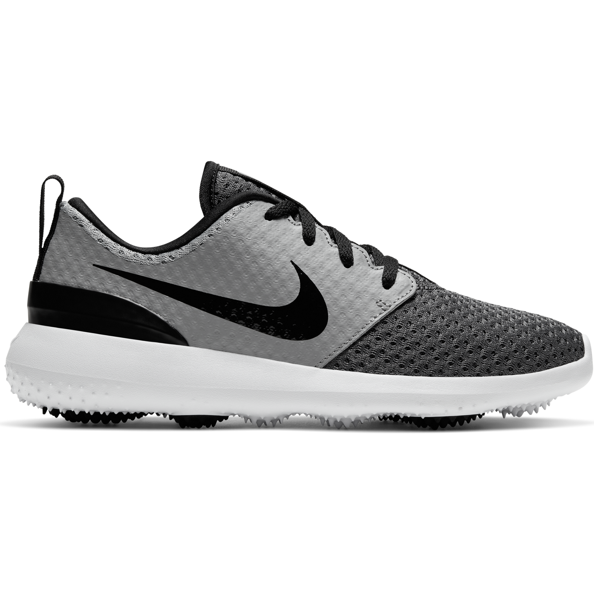 Nike Roshe G Jr Kids Golf Shoe Charcoal Pga Tour Superstore