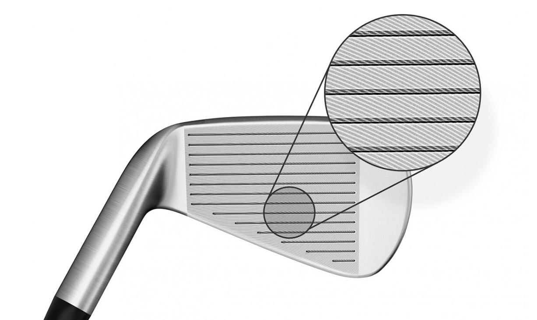 P-Series Iron Detail
