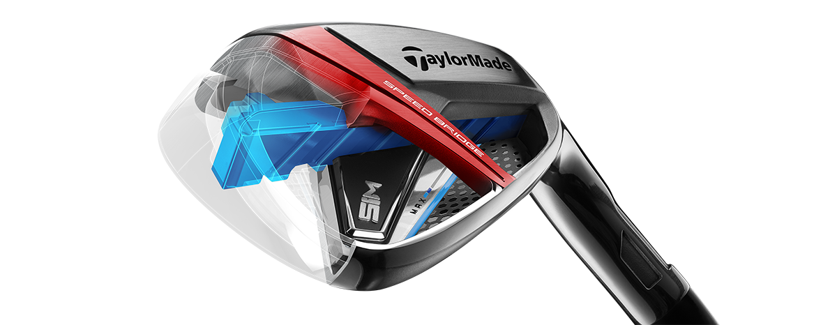 TaylorMade SIM MAX Iron Speed Bridge