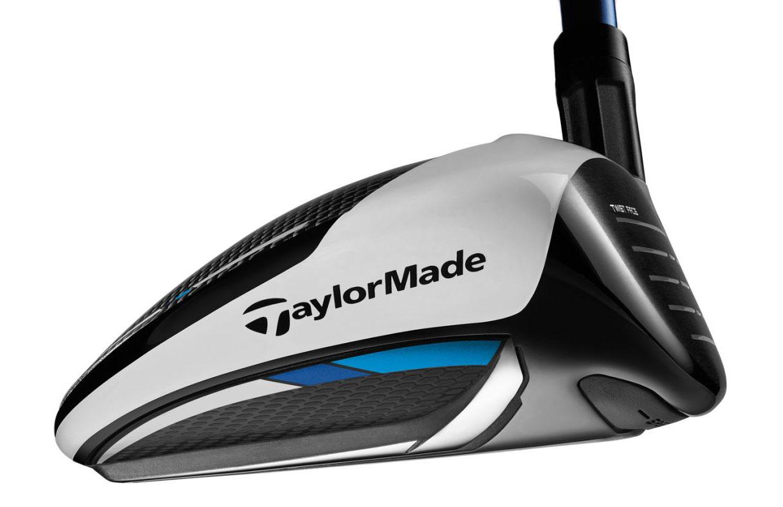 TaylorMade SIM MAX Fairway Wood C300 Steel Face
