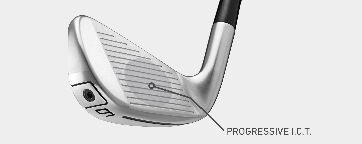 TaylorMade P790 ICT