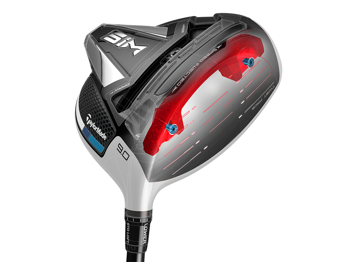 TaylorMade SIM Driver Twist Face