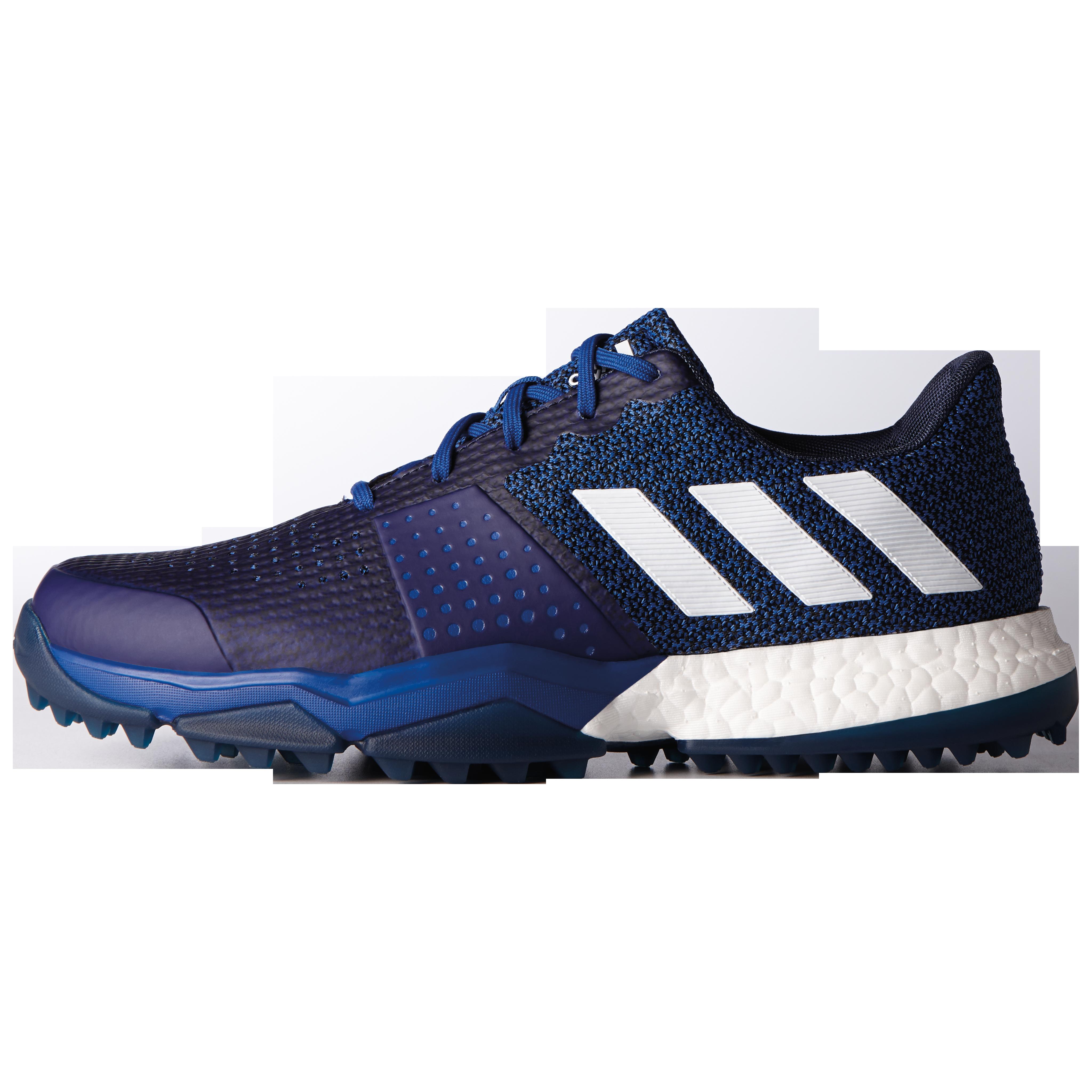 adidas Adipower Sport Boost 3 Men's Golf Shoe - Blue/White