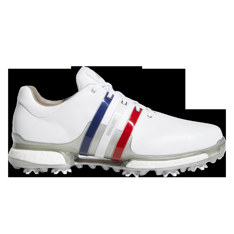 Muchos Consejos Fantástico  adidas TOUR 360 Boost 2.0 USA Men's Golf Shoes - Red/White/Blue | PGA TOUR  Superstore