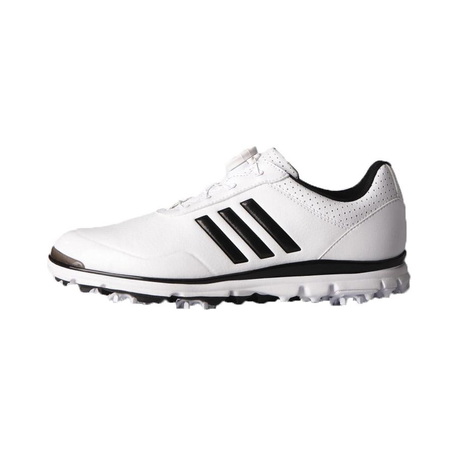 adidas Adistar Lite Boa Women's Golf Shoe - White/Black