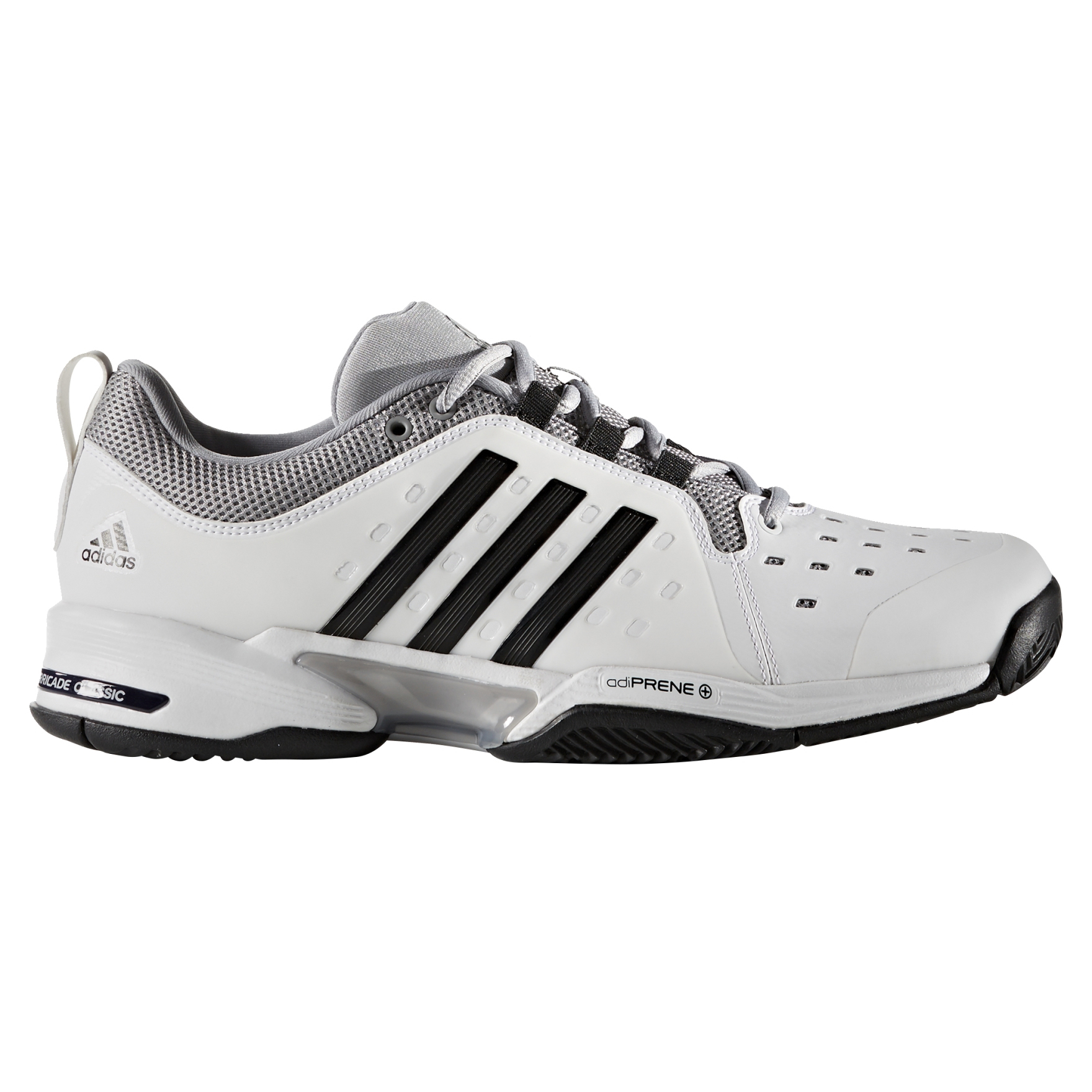 adidas Barricade Classic Wide 4E Men's