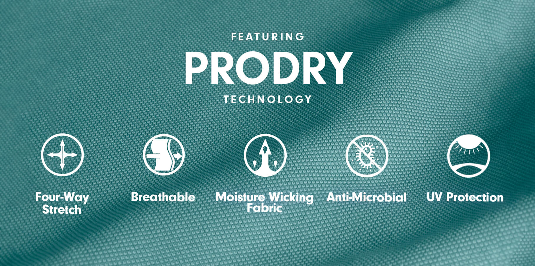 FootJoy ProDry Technology