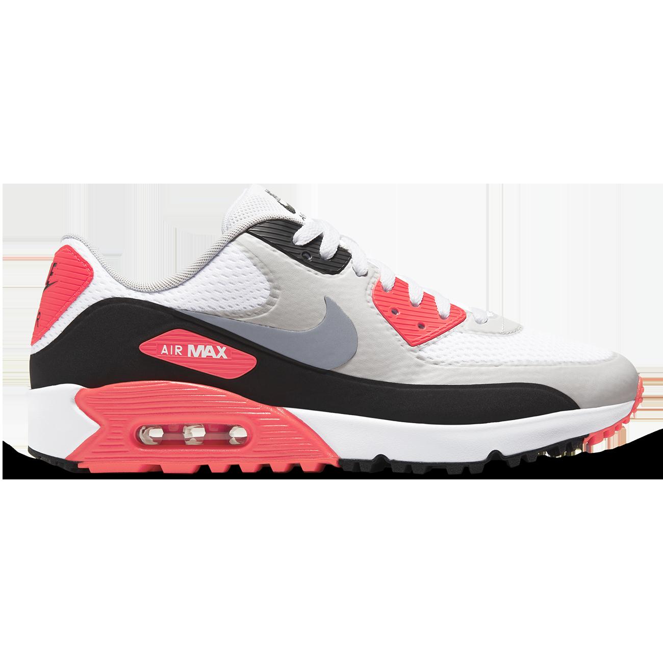 AIR MAX 90 G Golf Shoe - INFARED