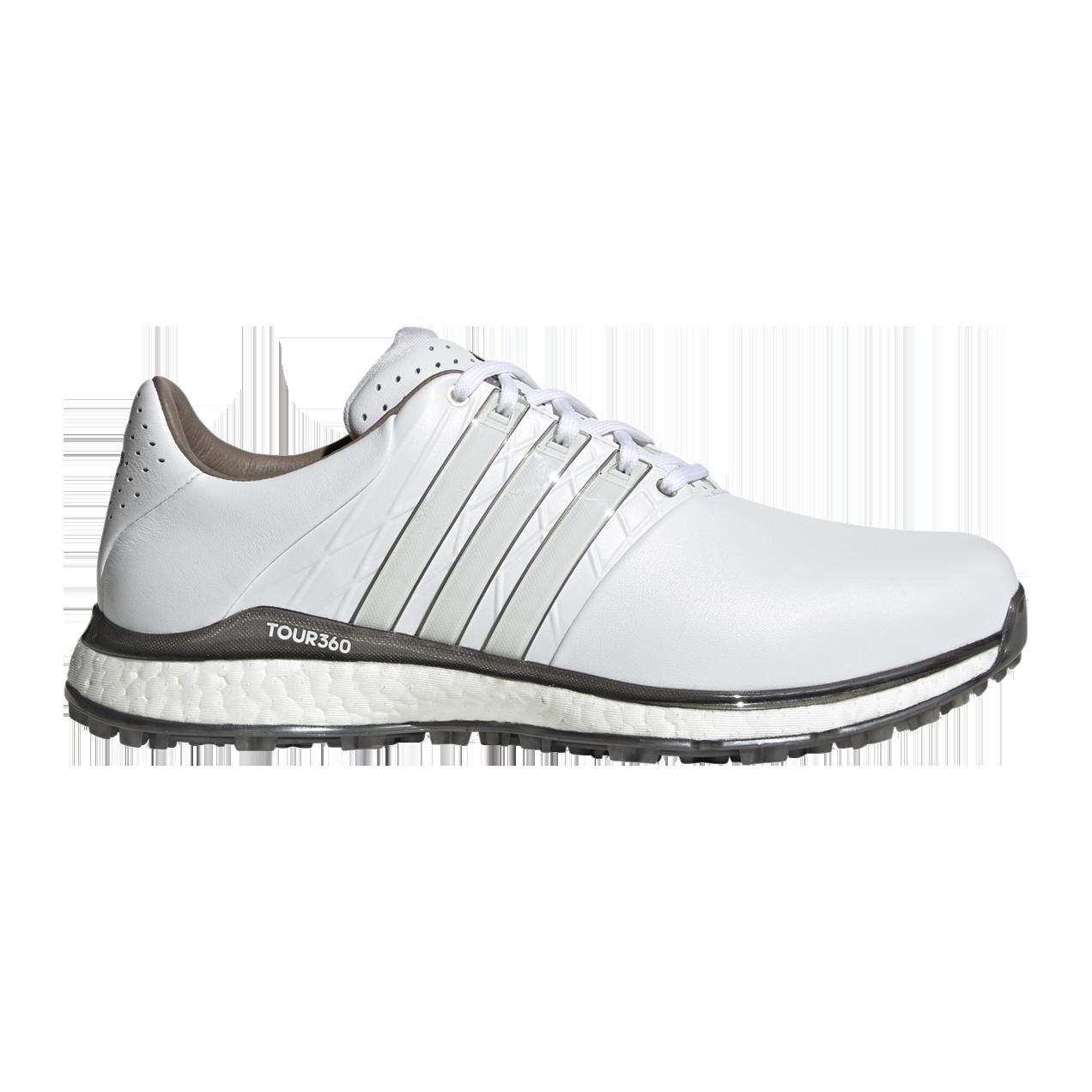 TOUR360 XT-SL 2.0 Men's Golf Shoe - White/Silver
