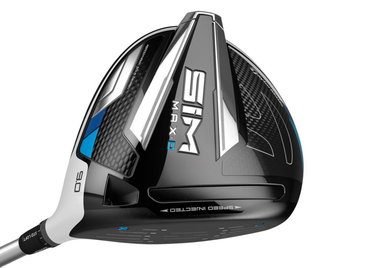 TaylorMade SIM MAX D Driver Sole