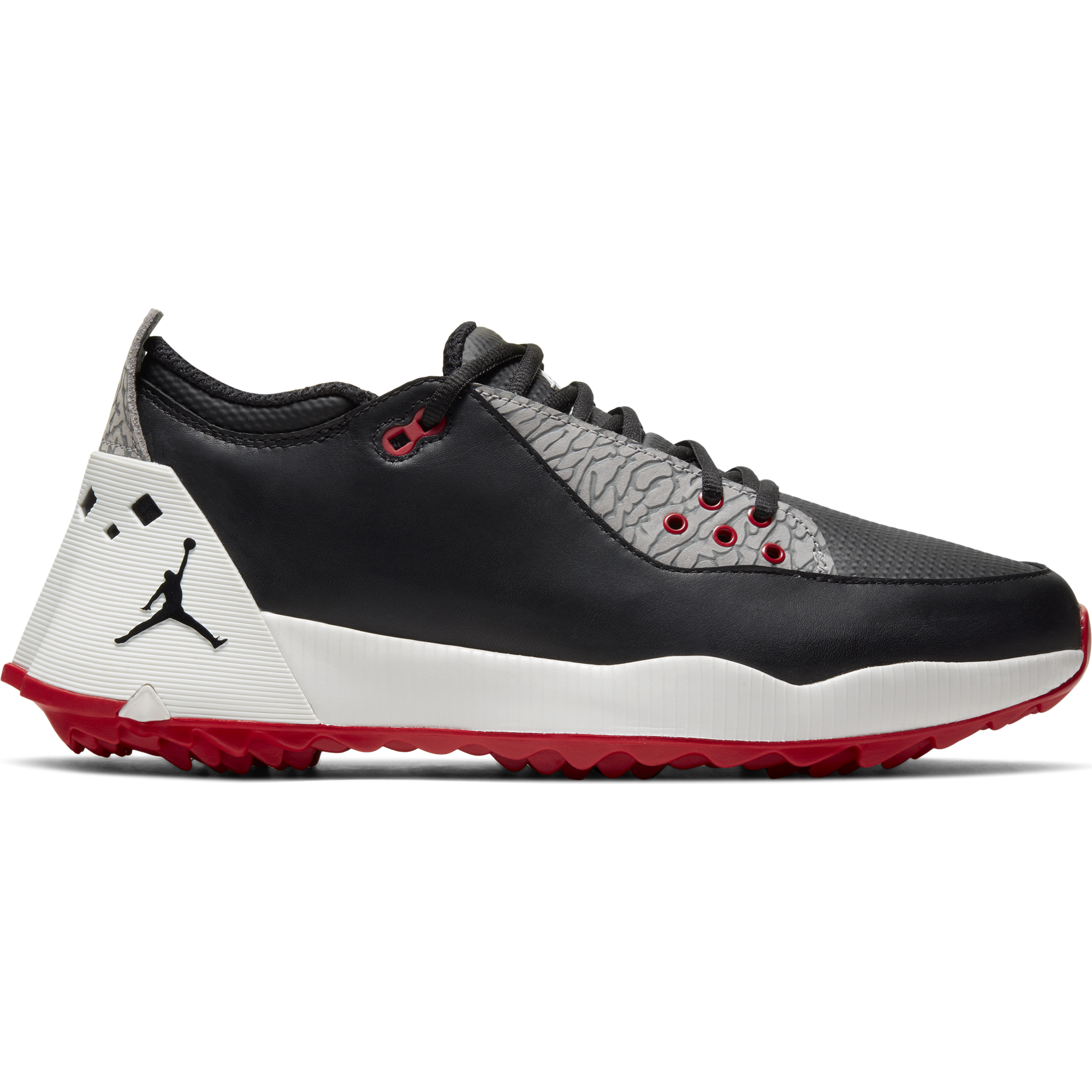 Jordan Adg 2 Men S Golf Shoe Black White Pga Tour Superstore