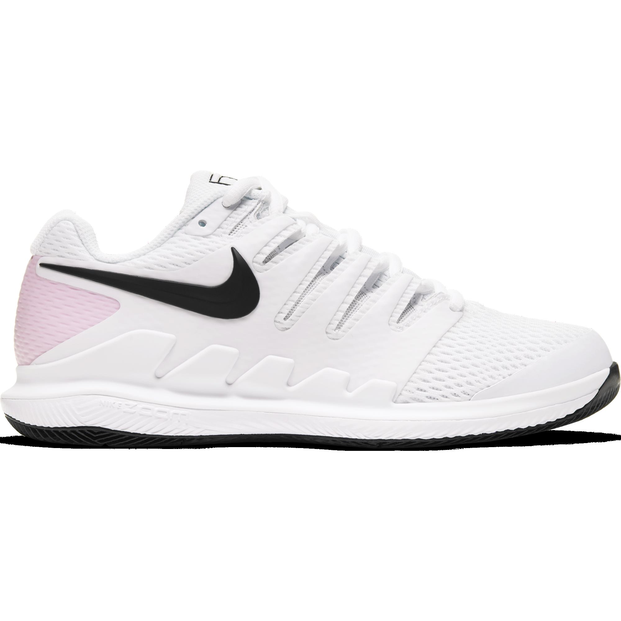 Nikecourt Air Zoom Vapor X Women S Tennis Shoe White Pink Pga Tour Superstore