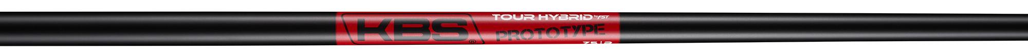 KBS Tour Prototype Hybrid Shaft