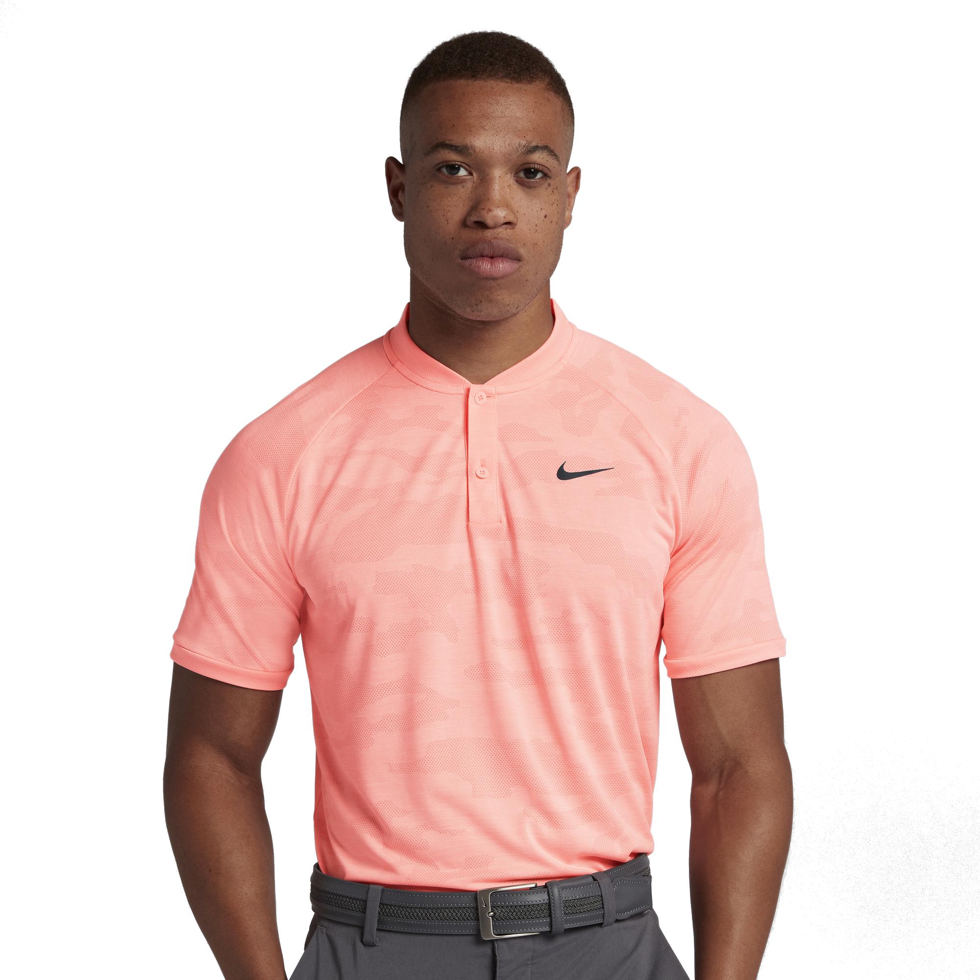 Nike Camo Zonal Cooling TW Polo | PGA