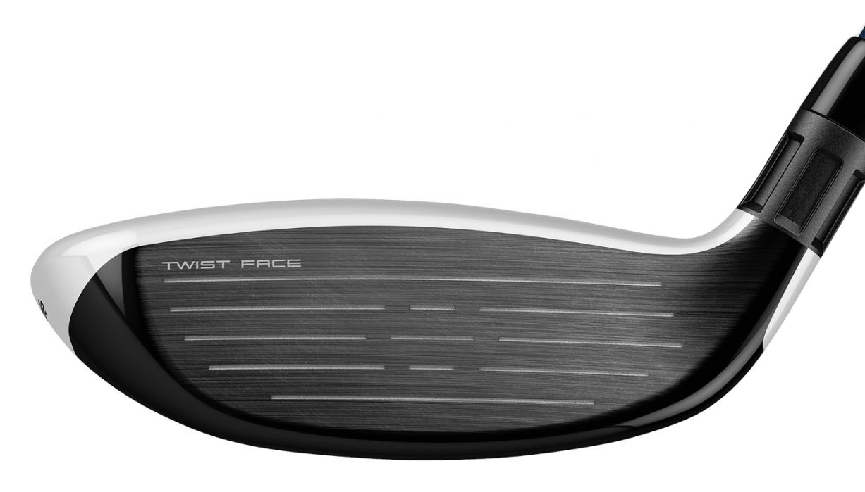 TaylorMade SIM MAX Ladies Hybrid Twist Face