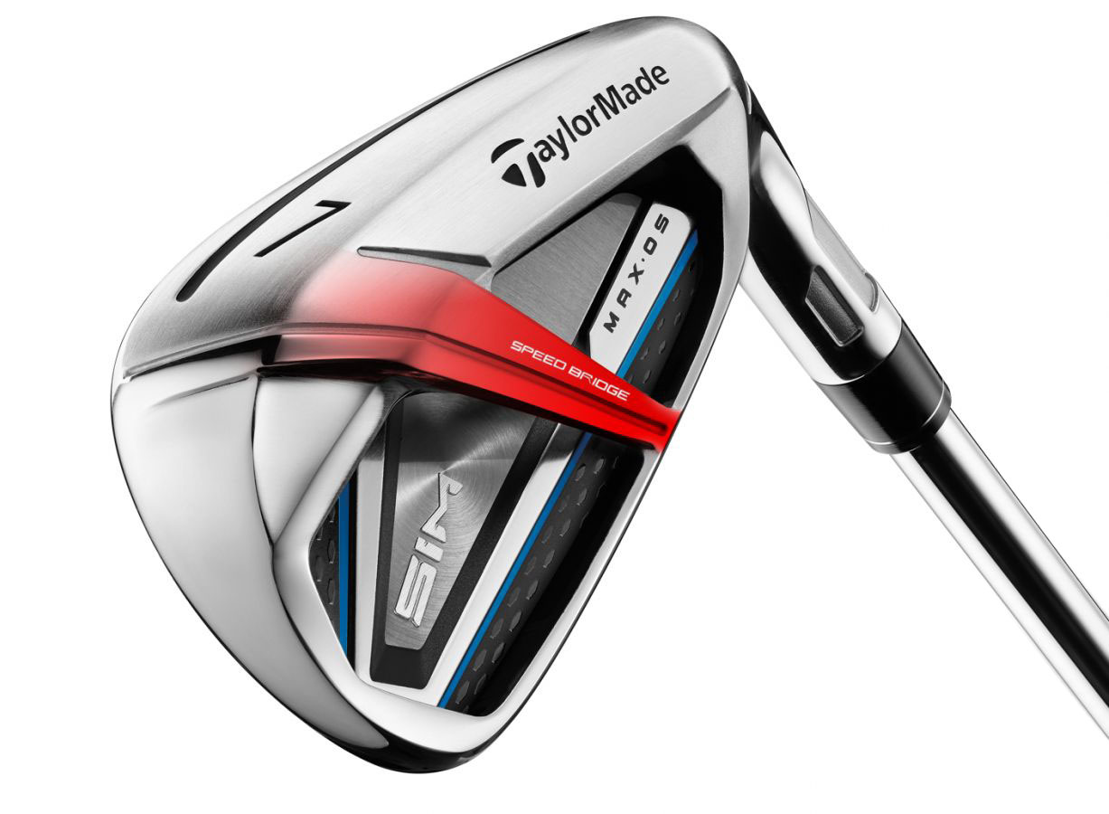 TaylorMade SIM MAX OS Iron Speed Bridge