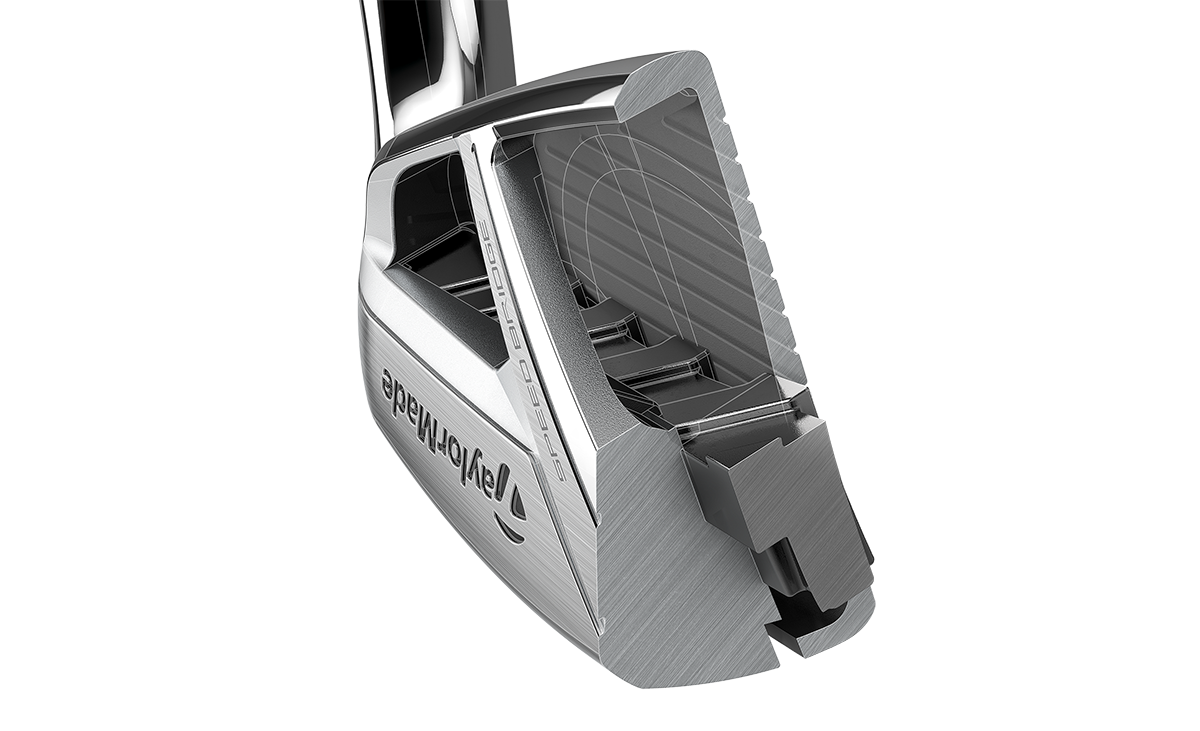 TaylorMade SIM MAX Iron Speed Pocket