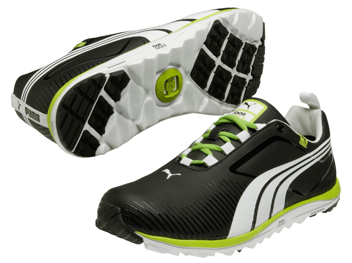 PUMA FAAS Lite Men's Golf Shoe - Black