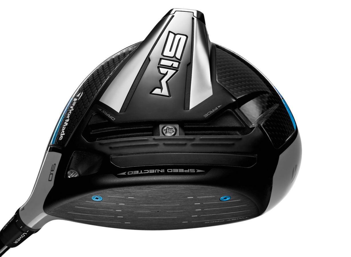TaylorMade SIM Driver Sole